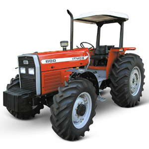 تراکتور ITM800-4WD