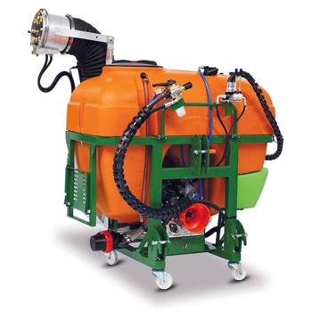 سمپاش 600 لیتر اتومایزر زراعی
