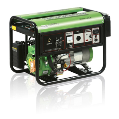 گازسوز سریCC1200-LPG/NG