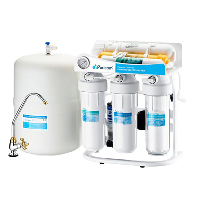 دستگاه تصفیه آب خانگی پیوریکام ce6