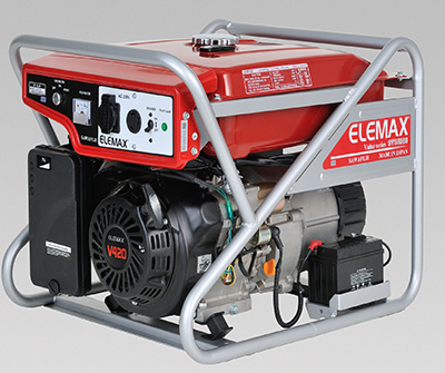 موتور برق گازوئیلی المکس