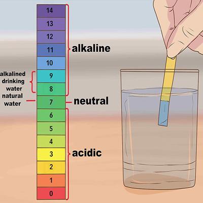 یونیزاسیون آب مصرفی